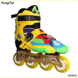 Wholesale shoe: High Quality Roller Inline Skate Shoes for Men Women (DA1022)