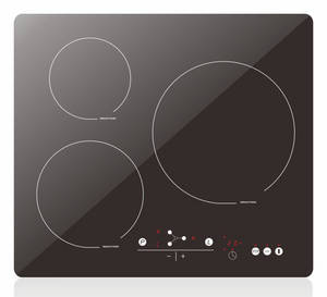 Wholesale induction cooker: 3 Zone Induction Cooker 5500W