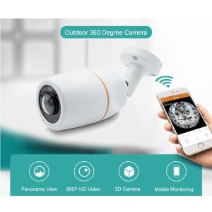 Wholesale wireless network card: Outdoor 360 Degree Camera VR Panoramic HD 960P Wireless Wifi IP Cam Fisheye 1.44mm Wi-Fi Cameras