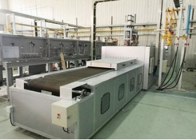 Wholesale annealing furnace: Optical Glass Annealing Continuous Electric Industrial Furnace