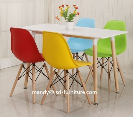 Sell Wholesale French Modern Plastic Dining Chair Price for Sale