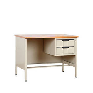 Wholesale office desk: Customized Office Desk Design Steel Modern Desk/ School Teacher Desk /Computer Table