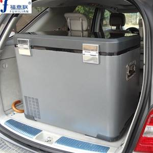 Wholesale new cars: 2017 New Design  DC 12v Car Portable Fridge Freezer Refrigerator Made in China