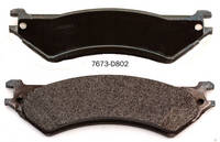 Car Auto Parts XC2Z-2200-AA Brake Pad for FORD TRUCK Series Brake Pad Manufacturer