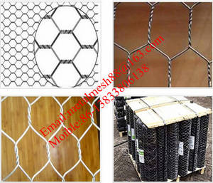 Wholesale Iron Wire Mesh: Hexagonal Wire Netting /Chicken Wire Mesh/ Hexagonal Wire Mesh