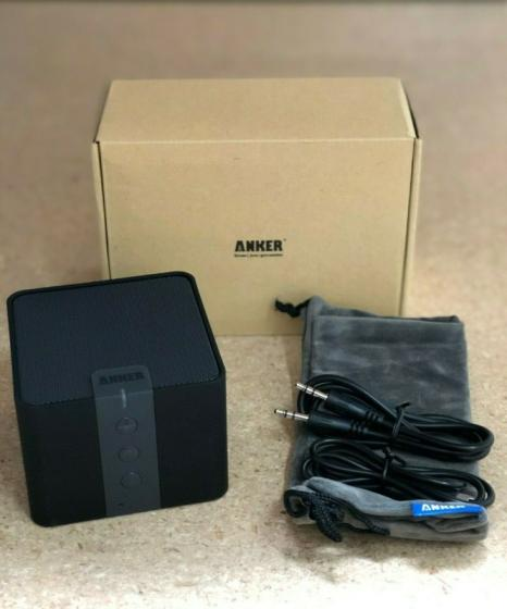 Sell Anker Wireless Bluetooth Portable Speaker System, Black