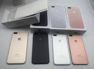Wholesale Mobile Phones: Original Buy 2 Get 1 Free Apples Iphones7Plus and 7 Iphones 6 Black and Rose Gold Now Available