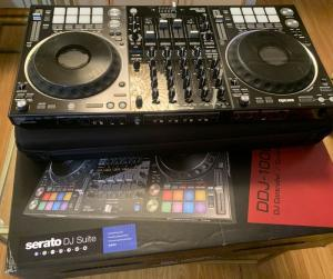 Wholesale Musical Instrument: Pioneer DDJ-1000 the 4-channel