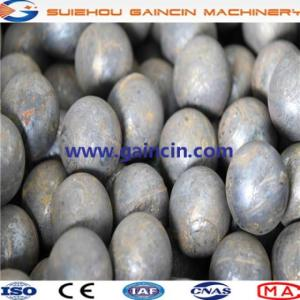Wholesale forged grinding steel ball: Grinding Media Forged Balls, Dia.20mm To 150mm Grinding Media Mill Steel Balls