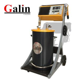 Wholesale powder paint: Galinflex F  Electrostatic Powder Coating / Painting  Machine with Powder Hopper