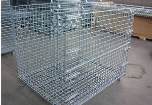 Wholesale Cargo & Storage Equipment: Stackable Wire Containers