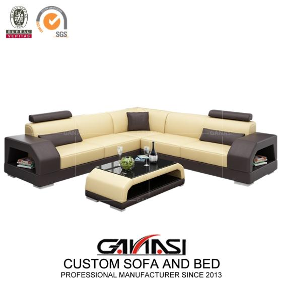 Hot Selling Italian Living Room Corner Sofa
