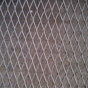Wholesale wear resistant coatings: Expanded Metal Mesh