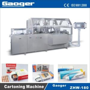 Wholesale empty bag in box: Automatic Bottle Cartoning Machine