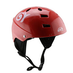 Wholesale sport boat: ABS Lighter Safer Water Sports Helmet Kayak Boating Aquatic Sports Helmet