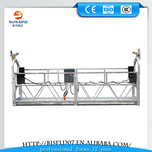 Wholesale aerial working platform: Customized Aerial Work Platform/Suspended Platform/Suspended Working Platform
