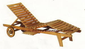 Wholesale Other Outdoor Furniture: Lounger