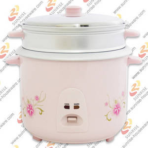 Wholesale detachable handle: Jointless Body Rice Cooker