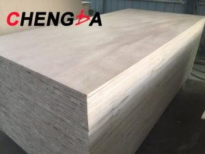 Wholesale Timber: Cheap Prices Melamine Commercial 12mm 15mm 17mm 18mm Thickness Blockboard for Furniture Use