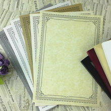 Wholesale parchment paper: Wholesale Gold Foil Hot Stamping A4 Award Degree Certificate Printing Paper 900315