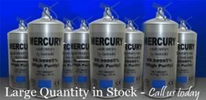 Wholesale liquid white mercury: Mercury