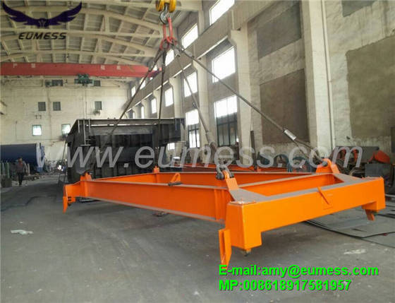 Sell  20 feet semi-automatic container spreader
