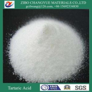 Wholesale Acidity Regulators: Tartaric Acid