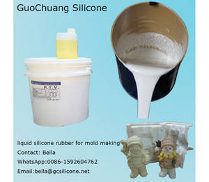 Wholesale resinic crafts: Factory Price RTV2 Silicone Rubber for Crafts Molding