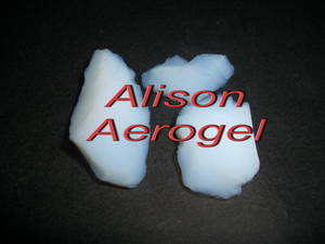Wholesale aerogel insulation: Alison Silica Aerogel Particle for Thermal and Refrigerant Insulation