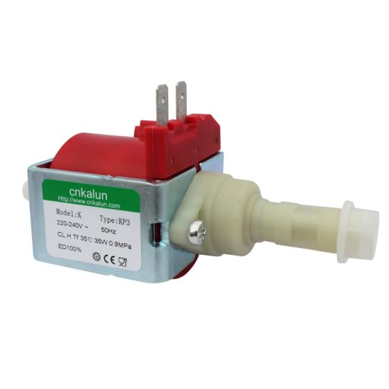9.0Bar 100-240V 550ml/Min CNKALUN Brand  Coffee Machine Solenoid Water Pump