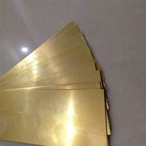 Wholesale Copper Sheets: C2700 Brass Sheet Export To Indonesia