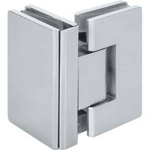 Wholesale Shower Rooms: 90 Degree Glass To Glass Shower Hinge