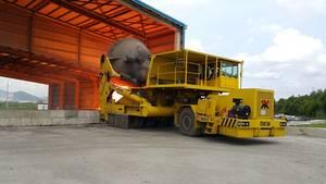 Wholesale tyres: Slag Pot Carrier
