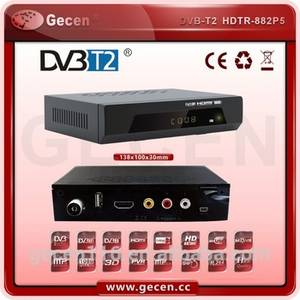 Wholesale sat remote control: Gecen Good Quality Satellite Receiver HD Dvb T2 Digital Satellite Receiver Support FTA