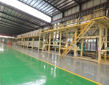 Sell 0.15-1.5mm continuous color coating line