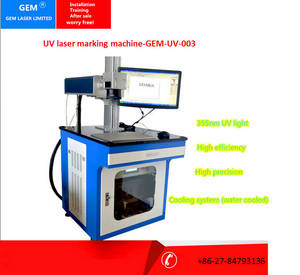 Wholesale Laser Equipment: GEM-GL-005 Green Laser Marking Machine