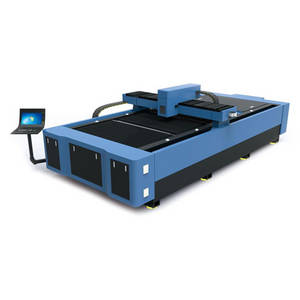 Wholesale Laser Equipment: GEMQG-4020F-1500 1500W Metal Fiber Laser Cutting Machine