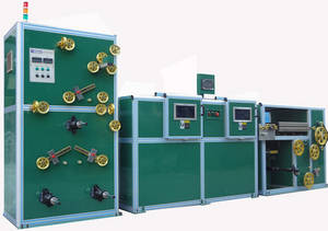 Wholesale clutch cable: Horizontal Wire Wrapping Machine
