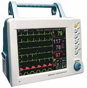 Wholesale ce marked patient monitor: Vet Monitor S6-vet