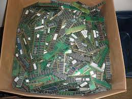 Wholesale computer hardware: Electronic Scrap Motherboard PCB Scrap Stock Computer Hardware Ram Scrap
