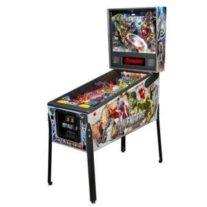 Wholesale laser led light: Avengers Pinball Machine
