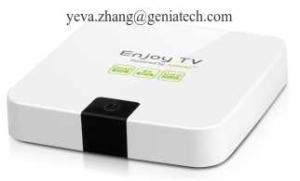 Wholesale iptv: Geniatech Odm Iptv Set Top Box Quad Core 2G 16 G 4K Resolution