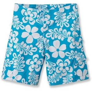 Wholesale surf shorts: 100% Polyester Board Shorts with Printed  Customized