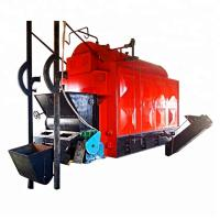 Sell 200hp 3000kg China chain grate coal fired steam boiler specification