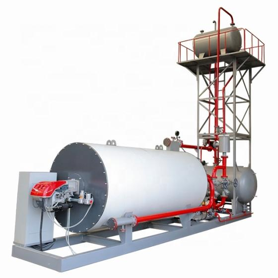 Sell High Temperature Thermal Oil Boiler For Bitumen Tank Asphalt
