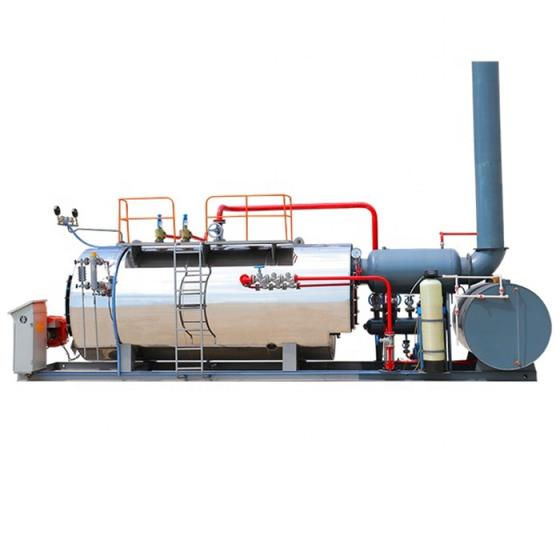 Sell 2Ton 2000kg Gas Diesel Oil Fired Steam Boiler for AAC Steam-Cured Brick