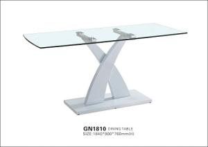 Wholesale stainless steel table: Simple Style Extentable Stainless Steel Metal Coffee Table