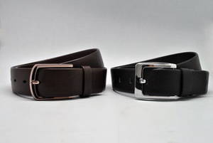 Wholesale genuine leather belt: High-end Men's Fashion Genuine Leather Belt