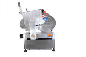 Wholesale meat slicers: Fully Automatic Meat Slicer Aluminum Alloy Body