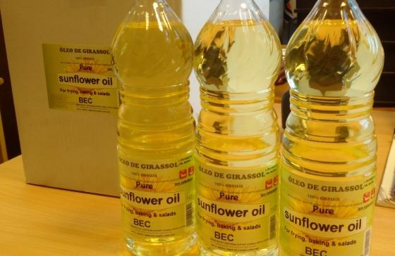 Sell 100% Pure Refined Sunflower Oil and Vegetable Oil